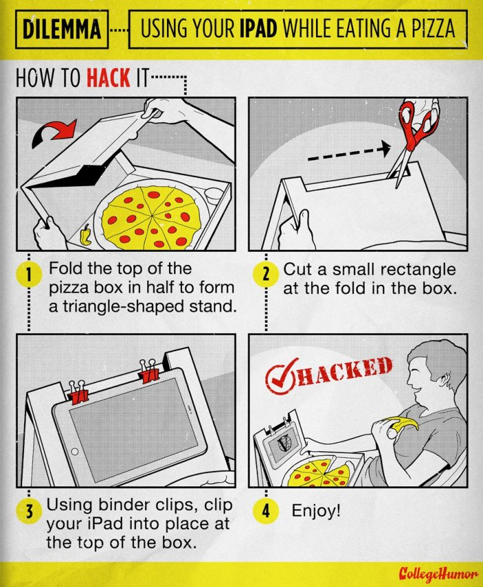 490728aa988f5e2e13cea203dba92756-6-life-hacks-for-incredibly-lazy-people